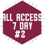 7 Day All-Access Plan 2