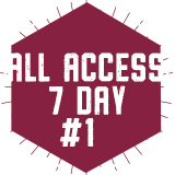 7 Day All-Access Plan 1